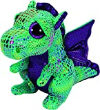TY Plush - Beanie boo' S - Cinder The Dragon