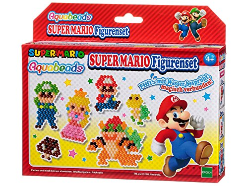 EPOCH Traumwiesen aquabeads 30139 - Super Mario
