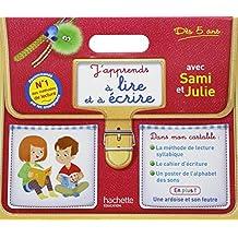 J'apprends à lire et à écrire avec Sami et Julie