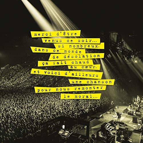 40 ans de chansons sur scène (...
