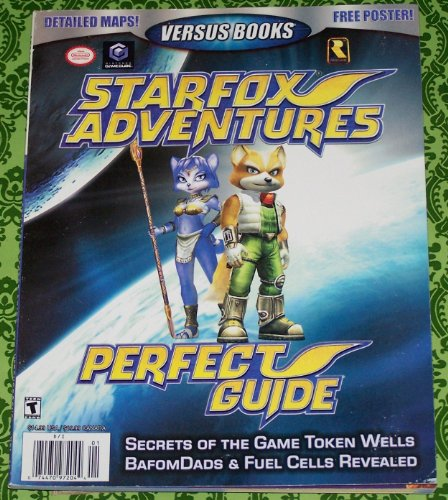 Versus Books Official Perfect Guide for Star Fox Adventures