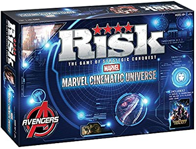 Risk: Marvel Cinematic Universe Board Game