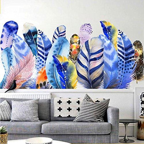ber zu dekorieren das Wohnzimmer Schlafzimmer Schrank Zimmer Dekor wasserdichte Wand Tapete (Inspirierende Wand-dekor)