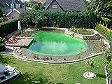 Schwimmteichfolie PVC Teichfolie
