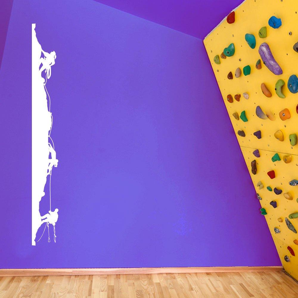 rockclimbing roca Boldering escalada 05decoraciones de pared pegatinas de ventana decoración de la pared pegatinas de pared Wall Art adhesivos de pared pegatinas de pared de vinilo Adhesivos Mural Decoración DIY Deco removibles etiquetas de la pared pegatinas de colores