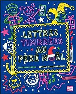 """Afficher """"Lettres timbrées au Père Noël"""""""