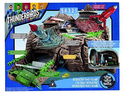 Thunderbirds 90296.5200–Interactive Tracy Island
