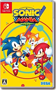Sega Sonic Mania Plus NINTENDO SWITCH JAPANESE IMPORT REGION FREE