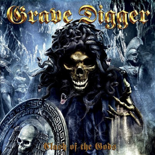 Clash of the Gods by Grave Digger (2012-10-02)