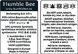 Humble Bee 410-L Polycotton-Imkeranzug mit Rundschleier (Large)