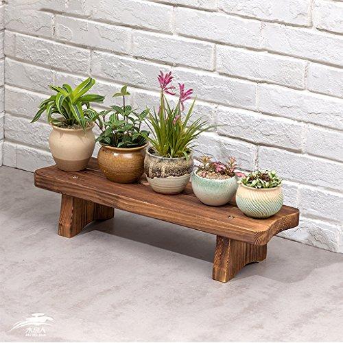 Planter Échelle Présentoir Étagère De Jardin Intérieur Extérieur En Bois Pot Étagère Fleur Rack Usine D'escaliers ( taille : Low )