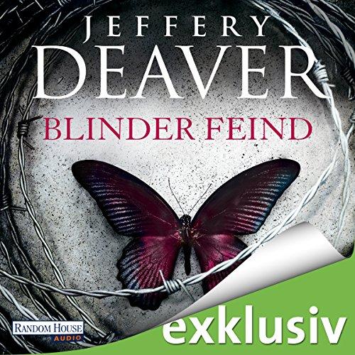 Buchseite und Rezensionen zu 'Blinder Feind' von Jeffery Deaver