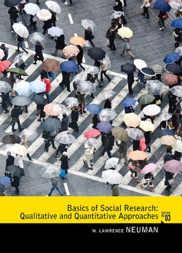 Basics of Social Research: Qualitative and Quantitative Approaches (MySearchLab (Access Codes))