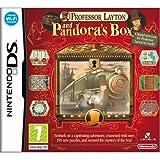 Best Ds Lite Games - Professor Layton Pandoras Box UK DS Lite DSi Review