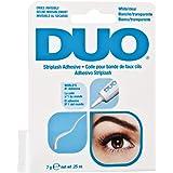 صمغ دو شفاف لتثبيت الرموش (Duo Eyelash Adhesive, Clear-White)