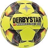Derbystar Bundesliga Brillant APS Futsal, 4, gelb schwarz rot grau, 1090400583