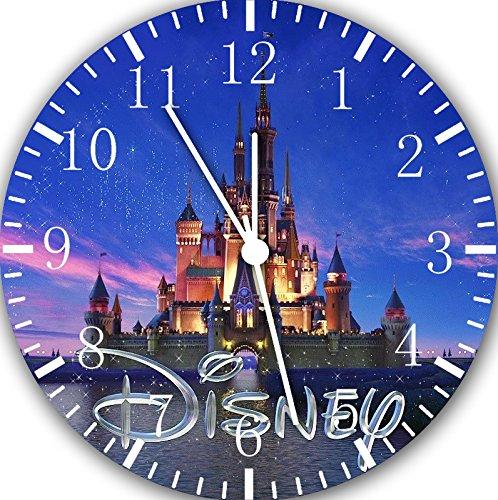 Preisvergleich Produktbild Disney Wanduhr Schloss, 25,4 cm, E19