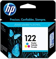 HP 122 Tri-color (Cyan, Magenta, Yellow) Original Ink Advantage Cartridge - F6V16AE