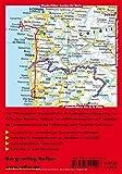 Jakobsweg - Caminho Português: Von Porto nach Santiago de Compostela - 11 Etappen plus Küstenvariante - Mit GPS-Tracks (Rother Wanderführer) - Cordula Rabe