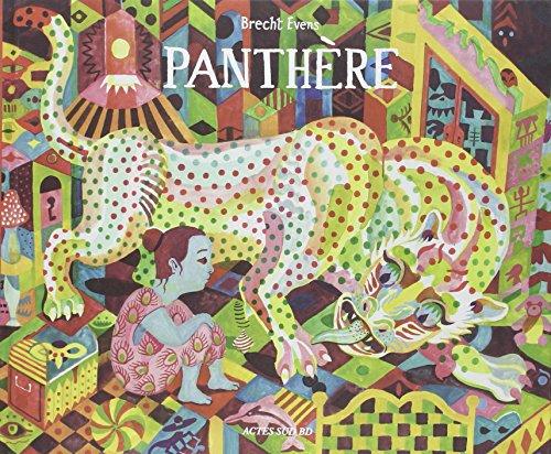 Panthère par Brecht Evens