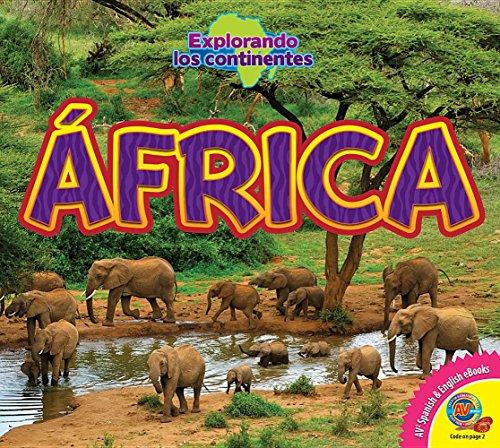 Africa (Africa) (Explorando Los Continentes / Exploring Continents) por Alexis Roumanis