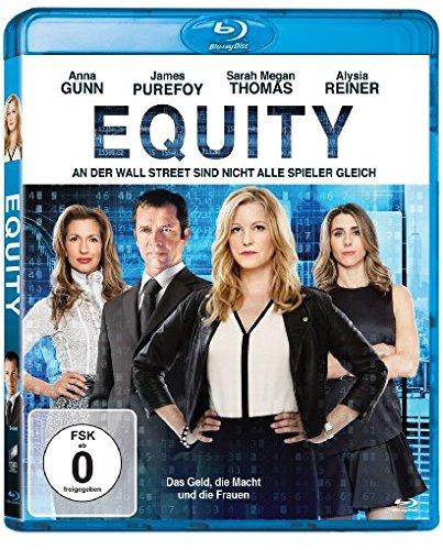 Equity - Das Geld, die Macht und die Frauen [Blu-ray]