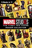 Marvel Studios: The First Ten Years Reader Collection (Passport to Reading Level 2)