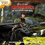 Das Drachenflugverbot/Gronckel-Eisen. Das Original-Hörspiel zur TV-Serie: Die Wächter von Berk. Dragons 11