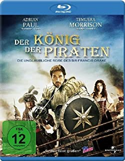 Die unglaubliche Reise des Sir Francis Drake / The Immortal Voyage of Captain Drake (2009) ( Captain Drake ) (Blu-Ray)