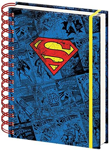 DC-Comics-Superman-Sr71778-Comics-A5-Notebook