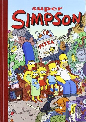 La fuga de Homer y otras aventuras (Súper Simpson 13) (B CÓMIC)