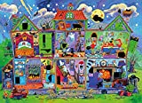 Magic Puzzle - Haunted House - Puzzle de 50 piezas (Galt Toys 1003853)