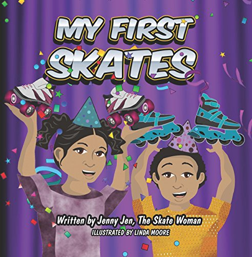 My First Skates: 5 Minute Story: Discover Your Skate Parts with the Smart Chart, But Don't like Blake Take Your Skates Apart (My First Book Super Series) (English Edition)