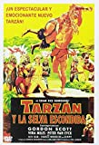 Tarzan en la selva escondida