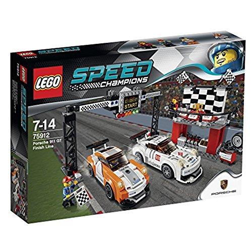 Lego Speed Champions Komplettset 75912 mit zwei Porsche 911 GT