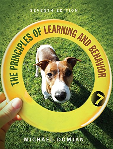 The Principles of Learning and Behavior (Mindtap Course List)