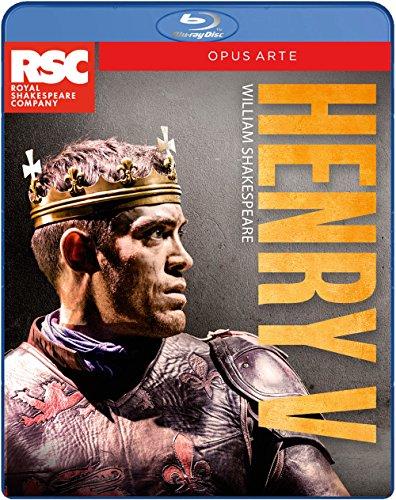 Preisvergleich Produktbild Shakespeare: Henry V (Straford-upon-Avon,  2015) [Blu-ray]