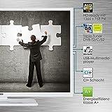 Telefunken XH32D101-W 81 cm (32 Zoll) Fernseher (HD Ready, Triple Tuner)Weiß Vergleich