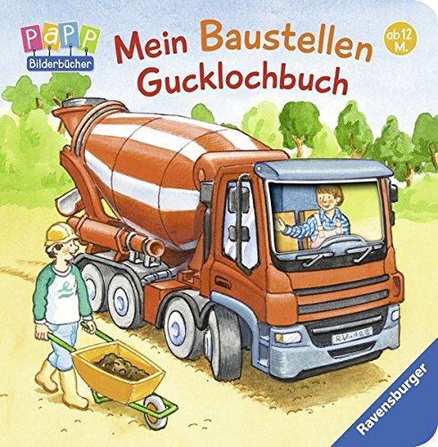 Preisvergleich Produktbild Mein Baustellen Gucklochbuch