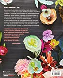 Image de Flores de papel: 75 originales diseños para crear en casa (Manualidades)