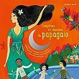 Comptines et chansons du Papagaio : Le Brésil et le Portugal en 30 comptines (1CD audio)