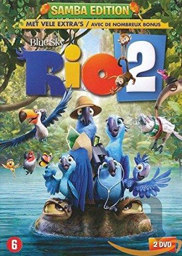 DVD - Rio 2 (samba edition) (1 DVD)