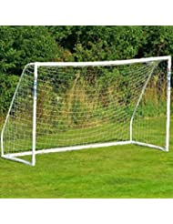 Ligne de File D'objectif Pour Les Adultes et Les Jeunes, Kwock Replacement Objectifs de Soccer Durables Filets de Poste (Seulement le Net)