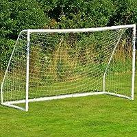 Redes de fútbol, Reemplazo profesional Original Smart Fun Locking Modelo de red Net Totalmente resistente a la intemperie Outdoor Garden Goal Net para club y escuela 3.6*1.8M
