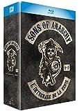 Sons of Anarchy - L'intégrale des saisons 1 à 7 [Blu-ray] (Version anglaise, Sous-titres français)