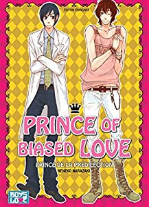 Prince Of Biased Love Edition simple One-shot