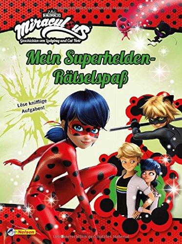 erhelden-Rätselspaß: Löse knifflige Aufgaben mit Ladybug und Cat Noir ()