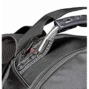 "61LE63H168L. SS300  - WENGER/SwissGear Ibex Slimline maletines para portátil 40,6 cm (16"") Mochila Negro - Funda (Mochila, 40,6 cm (16""), Tirante para hombro, 1,4 kg, Negro)"