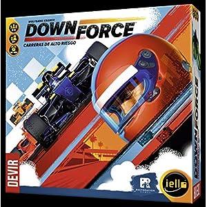Devir – DownForce, Carreras de Alto Riesgo (BGDOWNF)