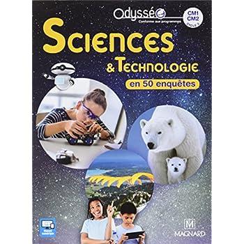 Sciences & Technologie CM1-CM2 Odysséo